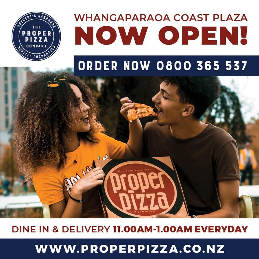 Proper Pizza 1
