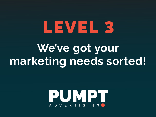 PUMPT IS ABLE TO PRINT AND DISTRIBUTE ALL YOUR FLYERS, BROCHURES AND CATALOGUES IN LEVEL 3 THROUGH LETTERBOX AND OTHER CHANNELS