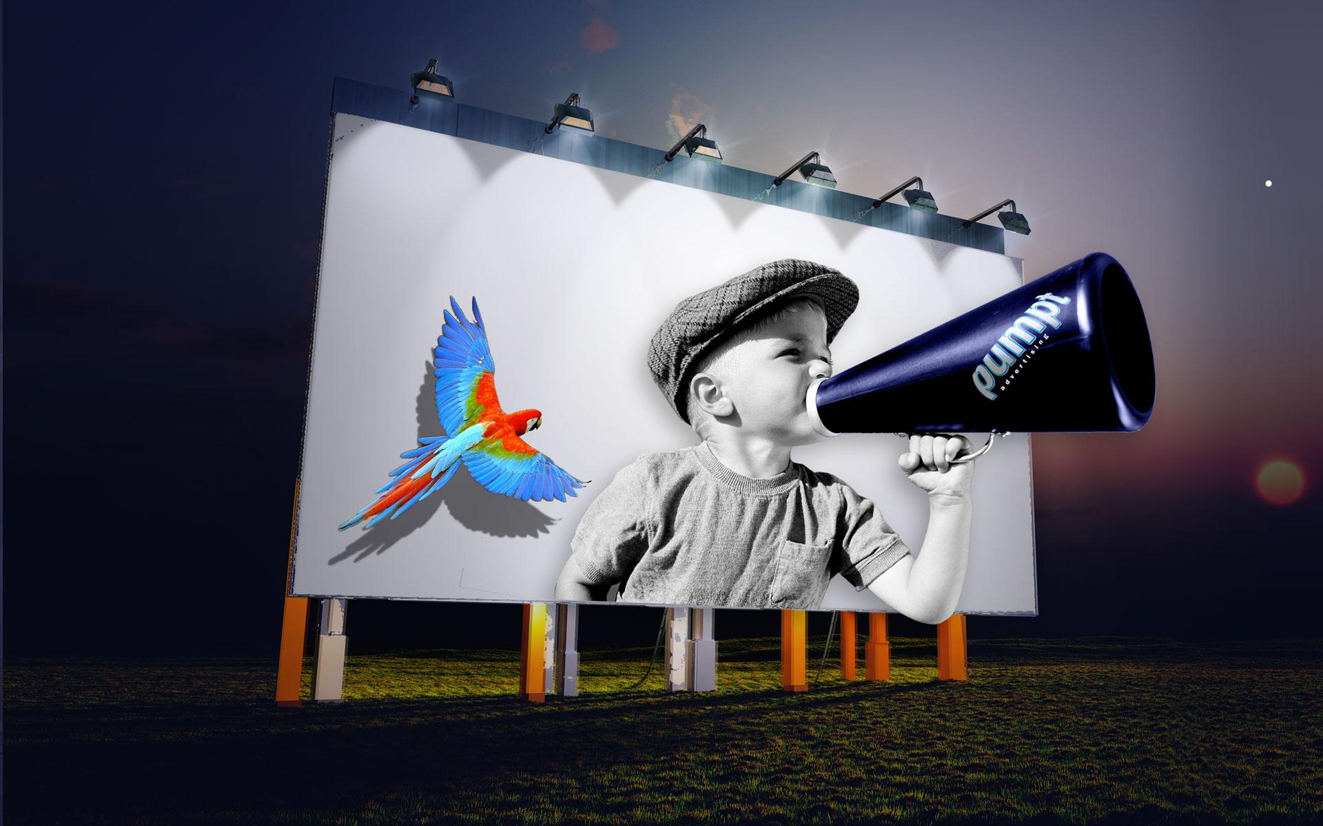 Pumpt Advertising Solutions